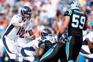 Super Bowl 50 Odds: Panthers vs. Broncos